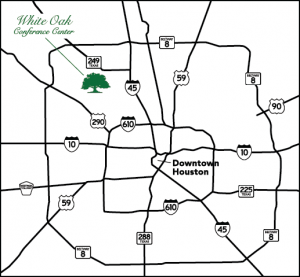 White Oak Conference Center Map